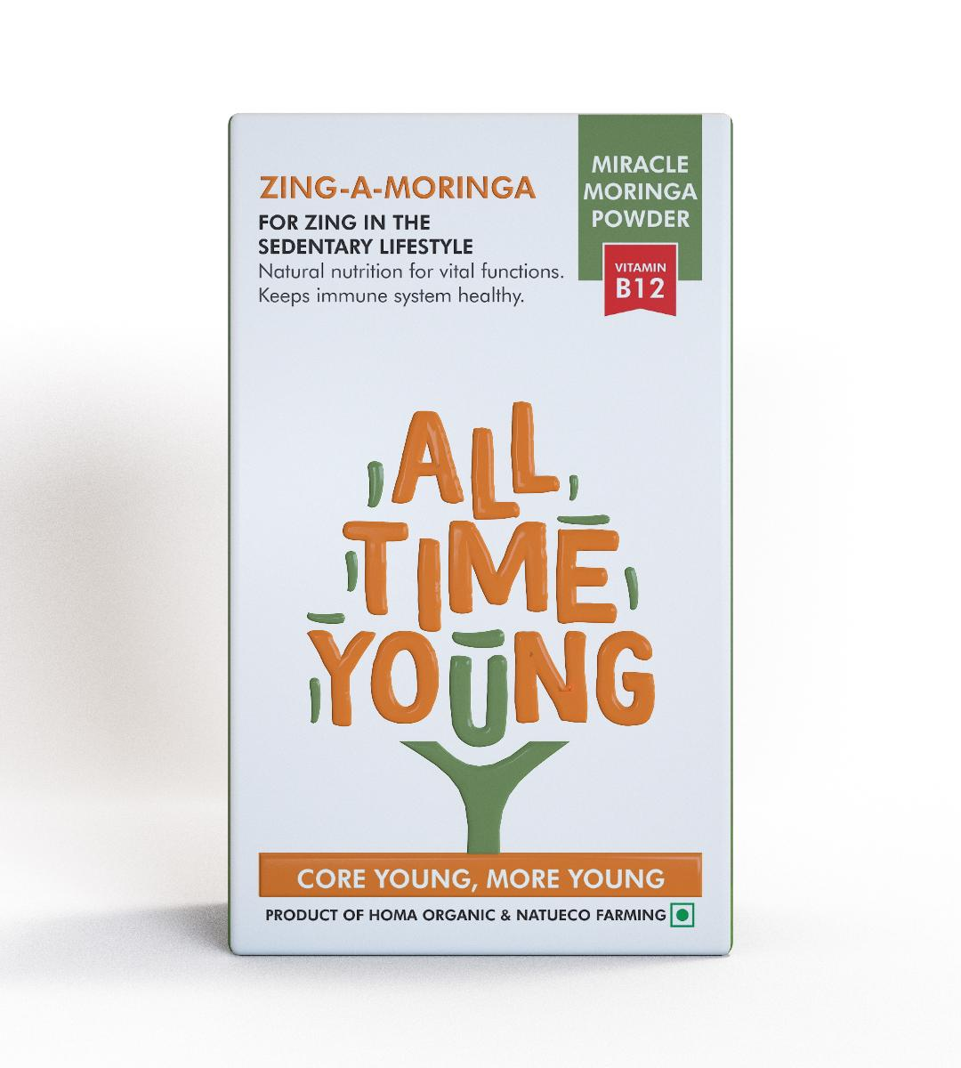 All Time Young ZING-A-MORINGA 100 Grams