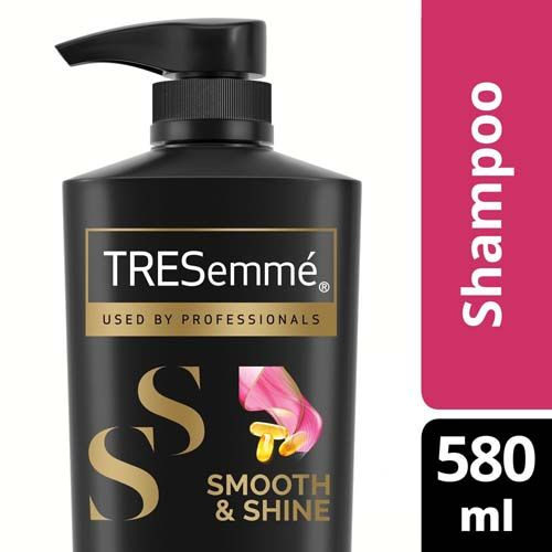 TRESemme Shampoo - Smooth & Shine, 580 ml Bottle