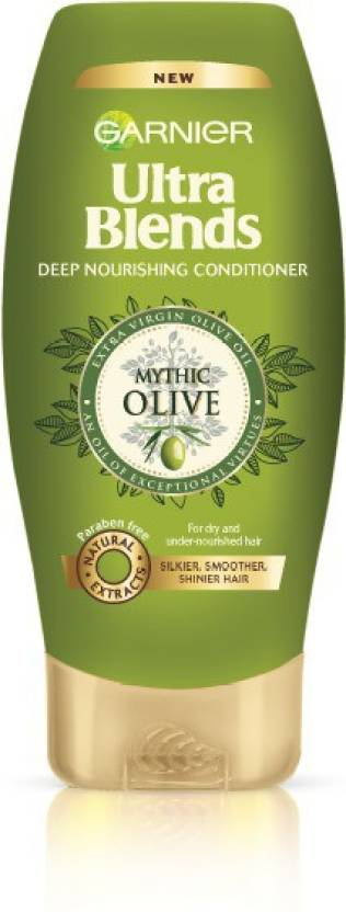 Garnier Ultra Blends Mythic Olive Deep Nourishing Conditioner  (175 ml)