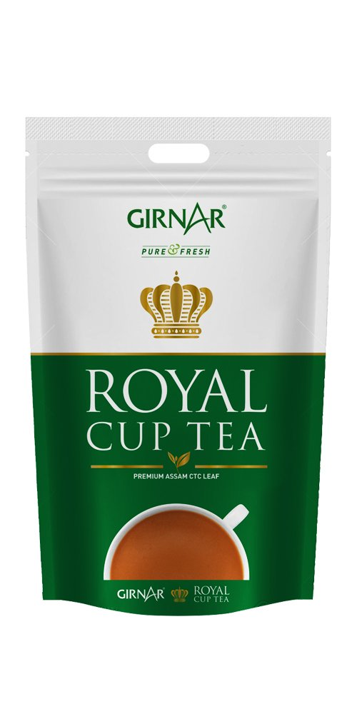 Girnar Royal Cup Tea (1kg Pouch)