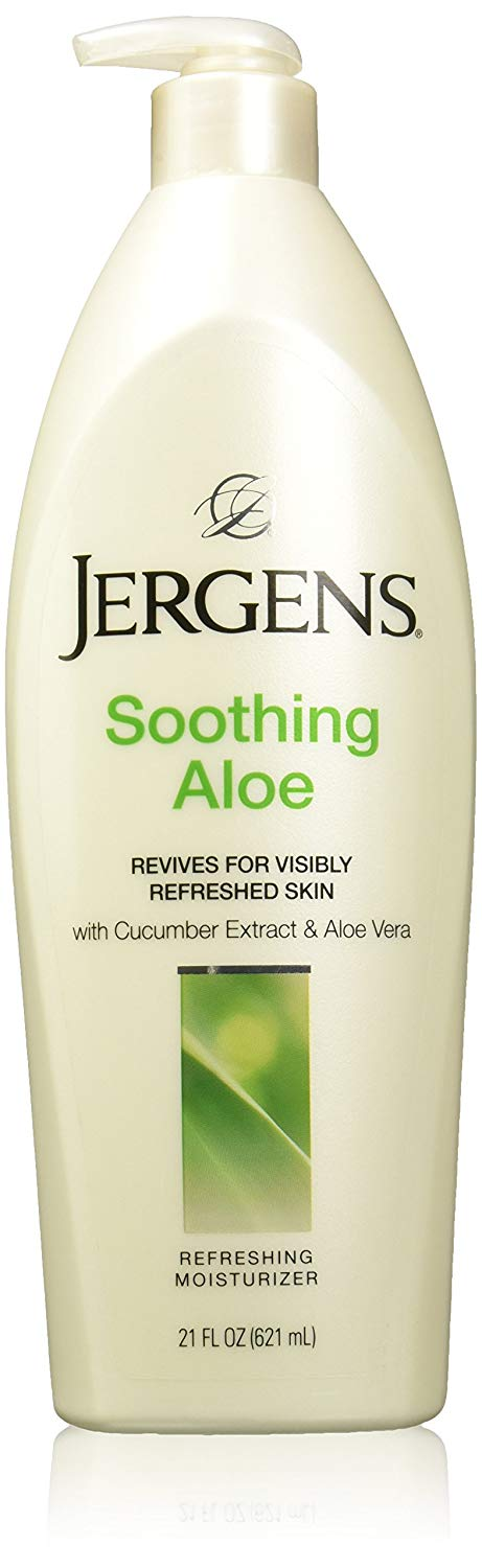Jergens Soothing Aloe, 621 Ml