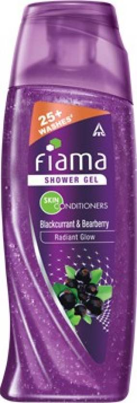 Fiama Blackcurrant & Bearberry Shower Gel  (250 ml)