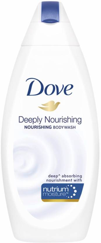 Dove Deeply Nourishing Body Wash  (190 ml)
