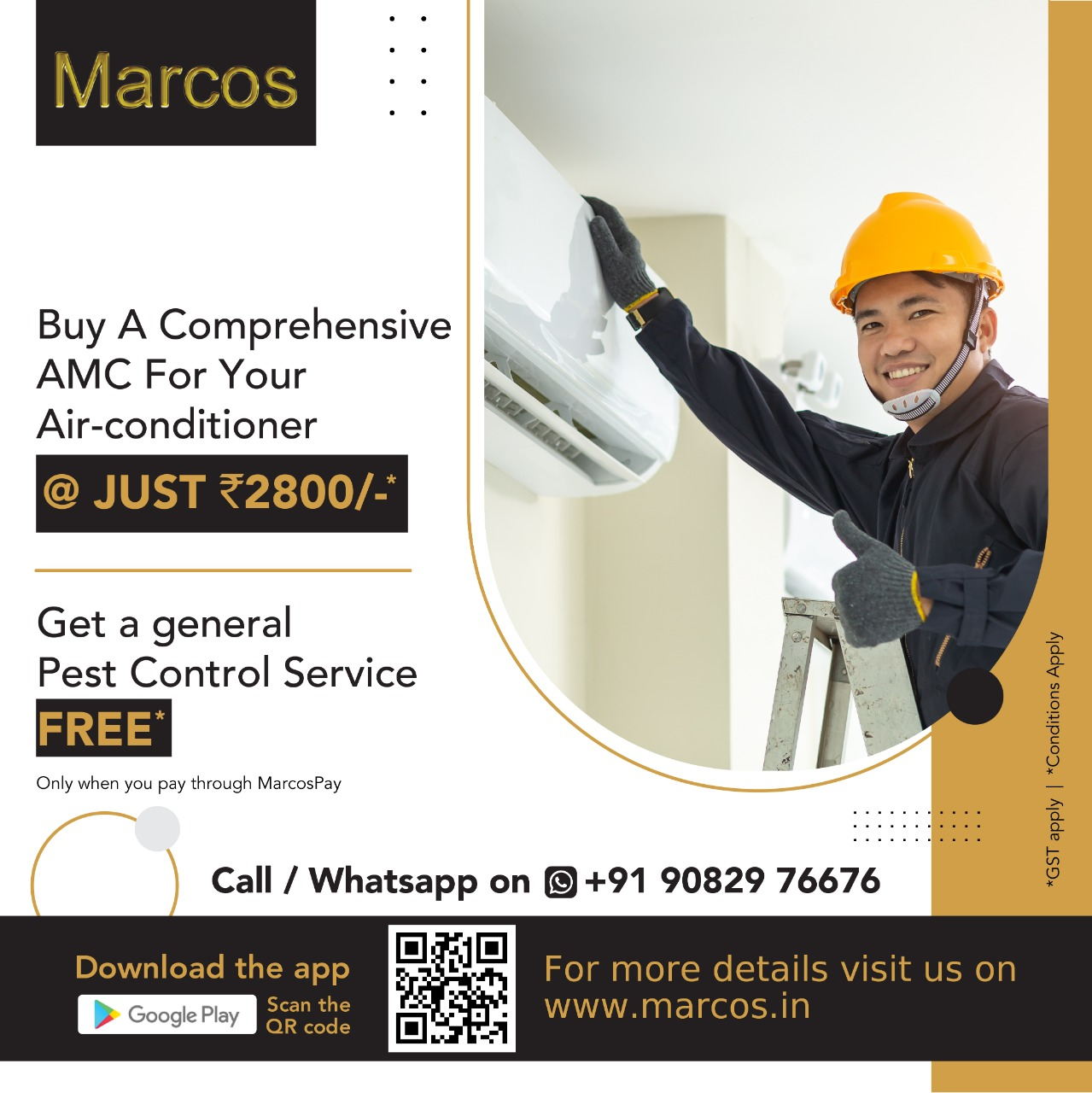 COMPREHENSIVE AMC OF AC