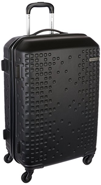 American Tourister Cruze ABS 70 cms Black Hardsided Suitcase