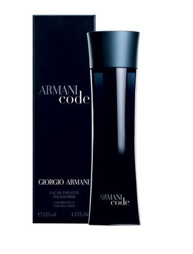 Armani Code - Fragrance for Men - 125 ml