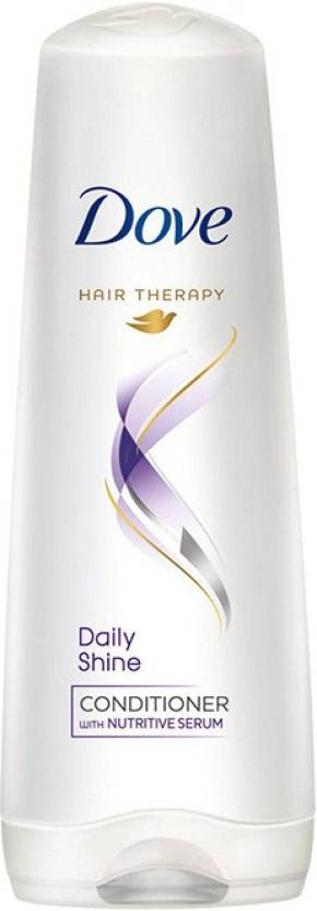 Dove Daily Shine Conditioner  (180 ml)