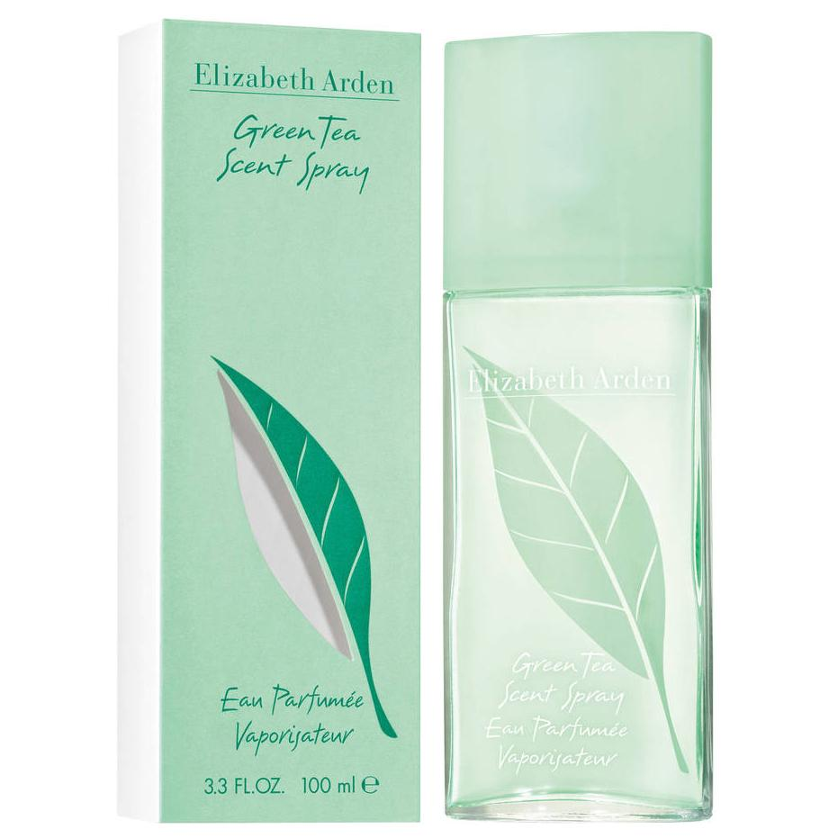 ELIZABETH ARDEN Green Tea Scent Spray Womens EDT- 100ml